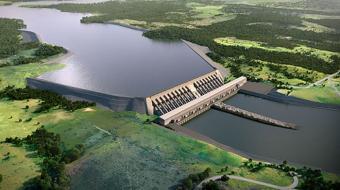 希望大国ブラジル(その16) -豊富な「水力」成長下支え 世界3位の ...